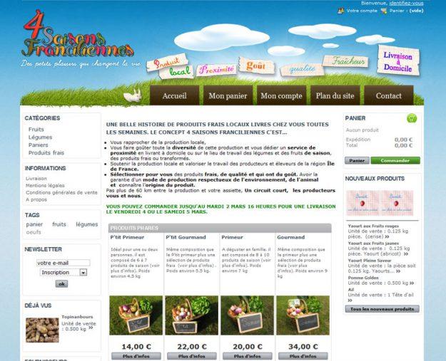 sites de vente en ligne archives studioxine communication web imprim e. Black Bedroom Furniture Sets. Home Design Ideas